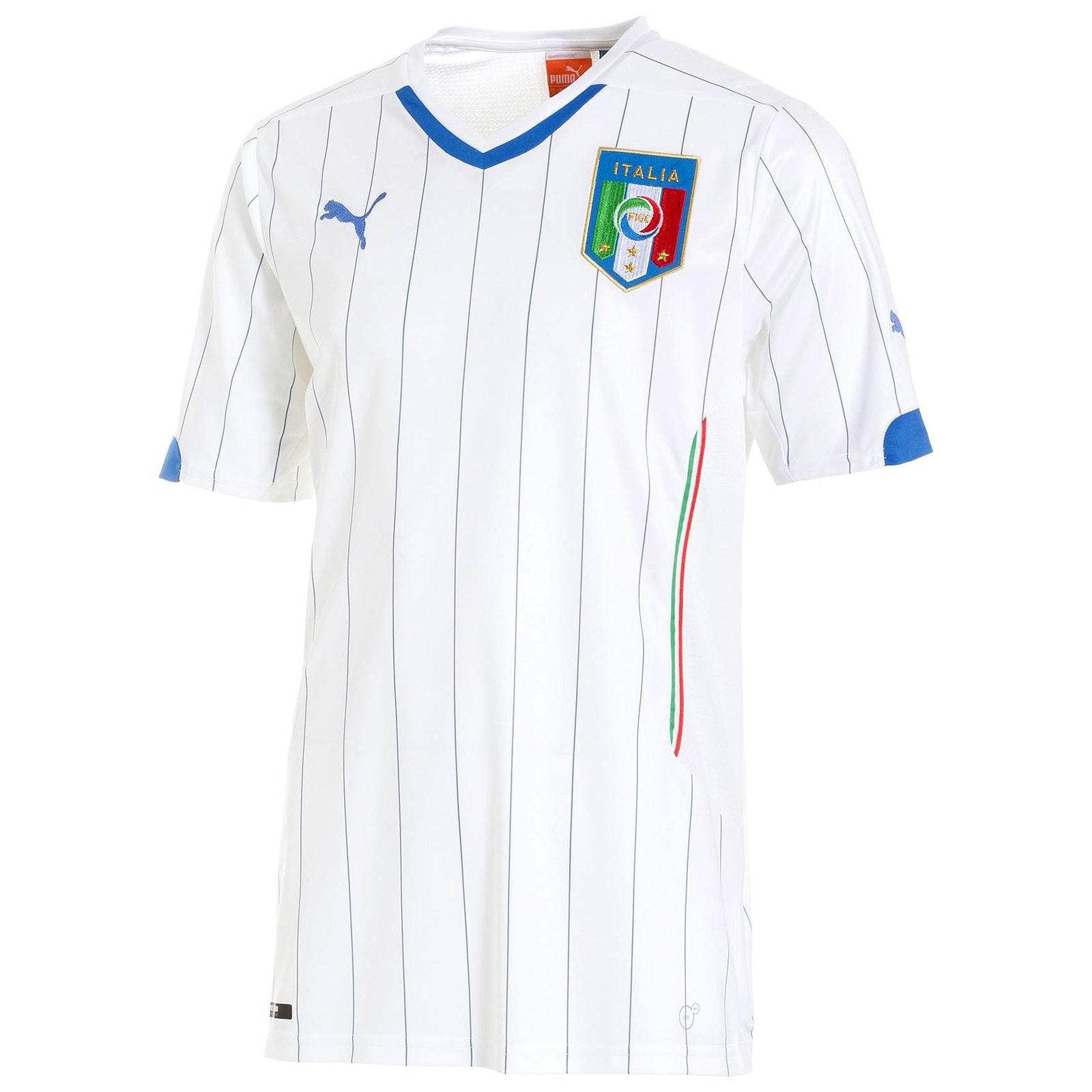 意大利国家队2014世界杯球迷版客场球衣