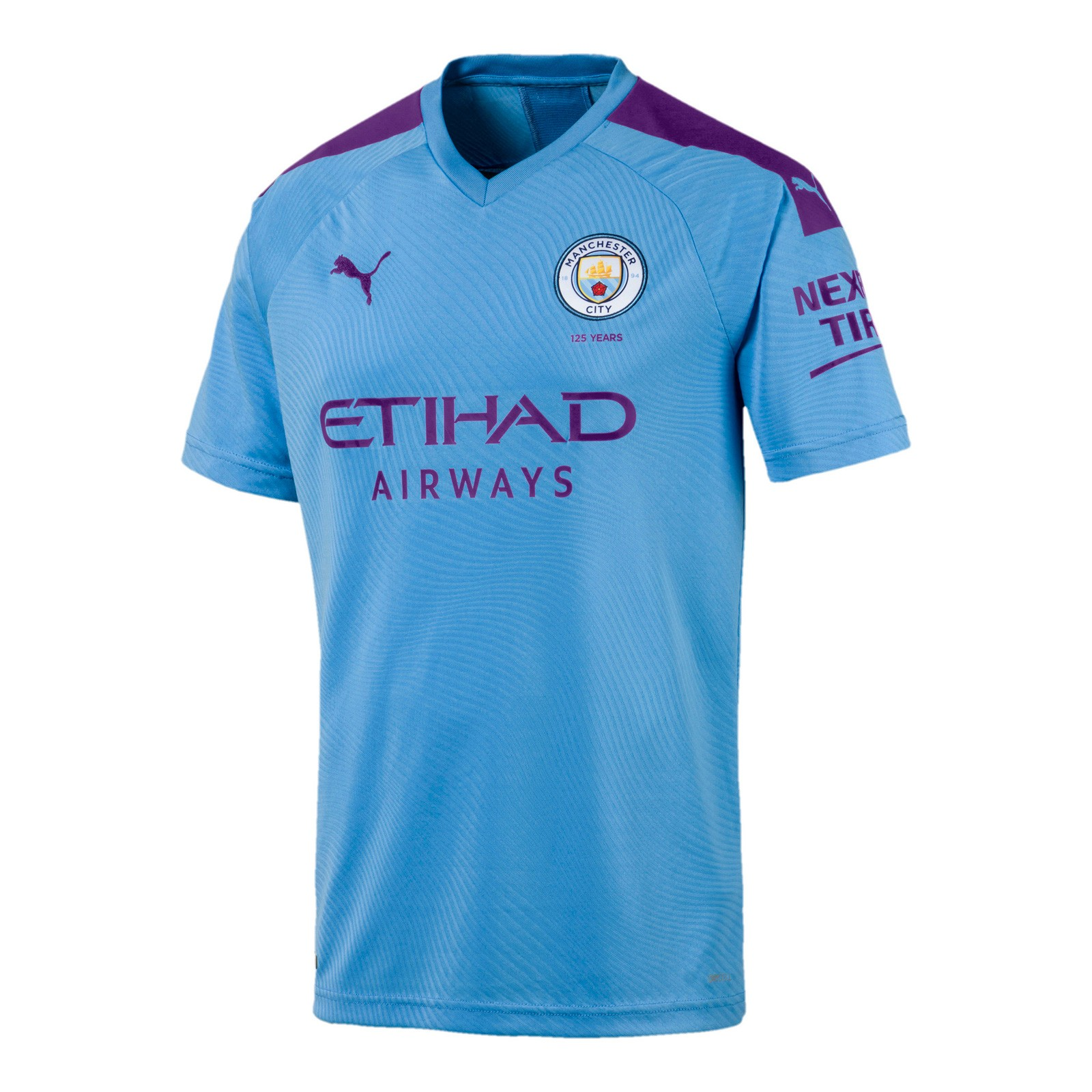 曼彻斯特城2019-20赛季球迷版主场球衣