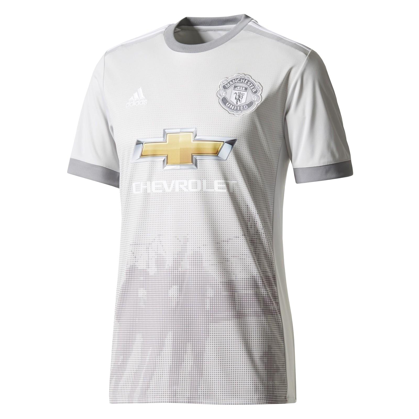 曼彻斯特联2017-18赛季球迷版第二客场球衣