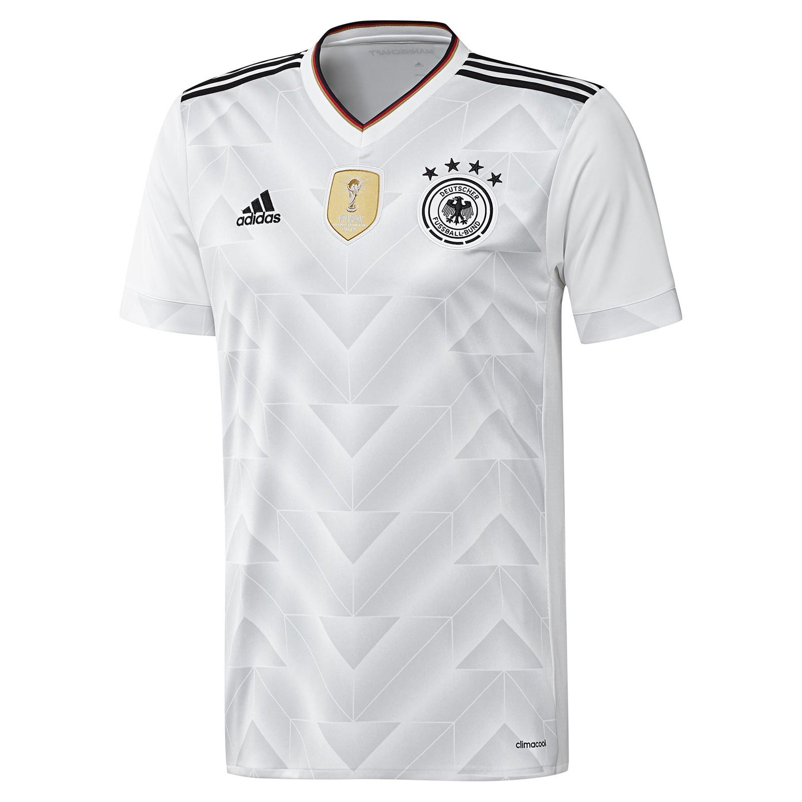 德国国家队2017联合会杯球迷版主场球衣