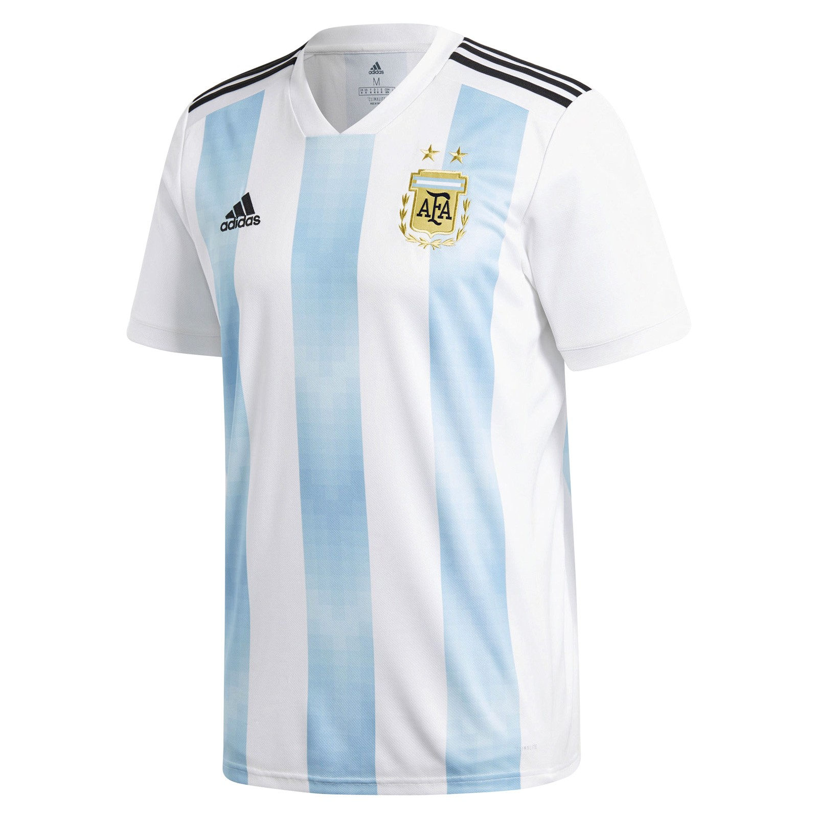 阿根廷国家队2018世界杯球迷版主场球衣
