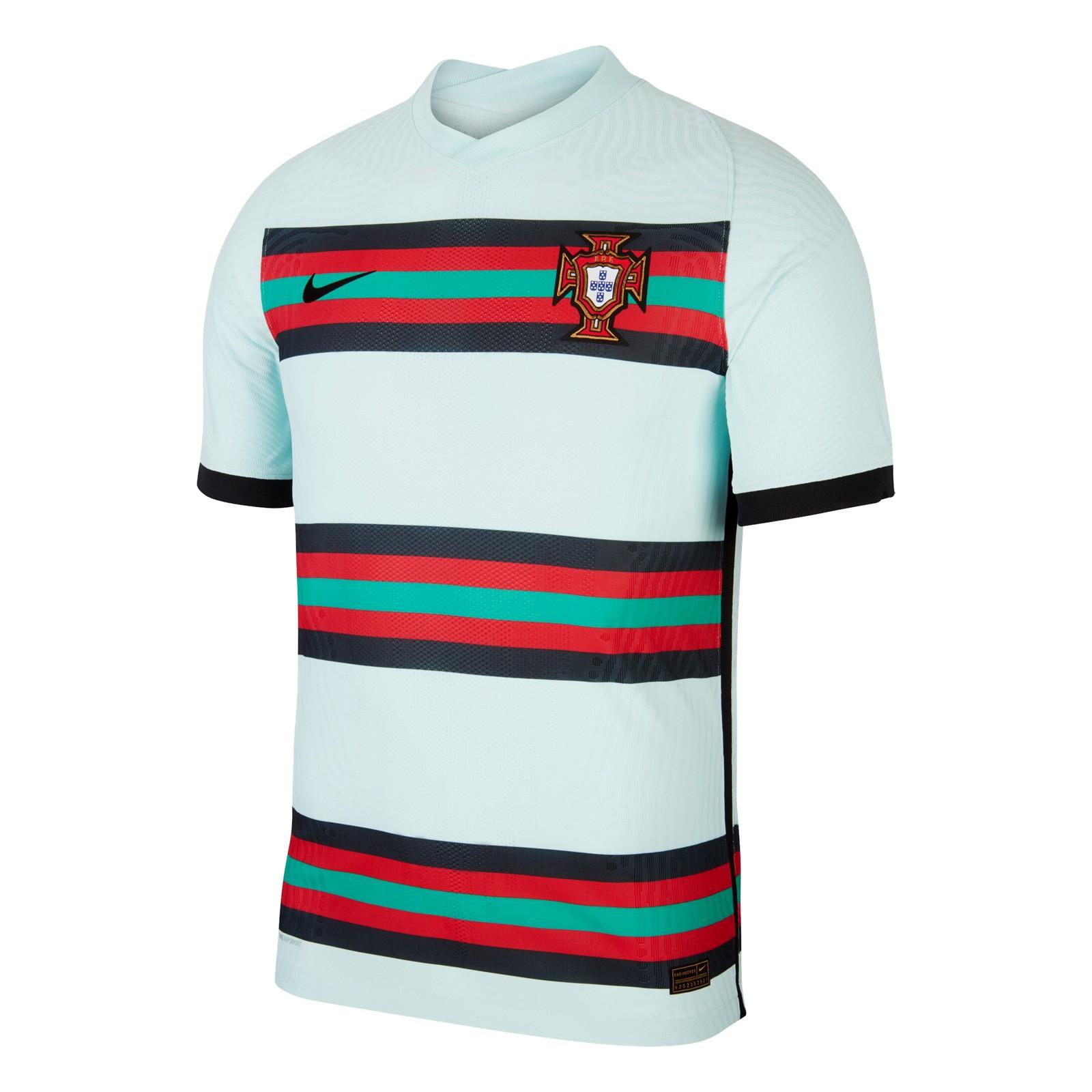 葡萄牙国家队2020欧洲杯球员版客场球衣