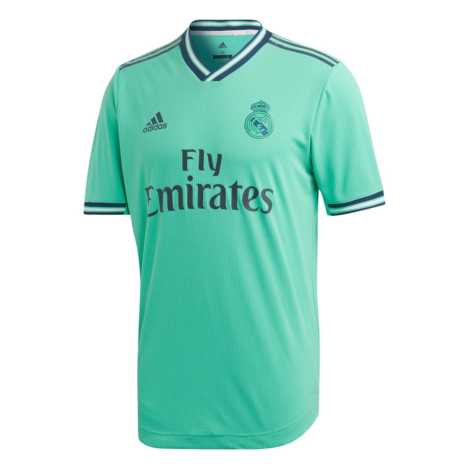 皇家马德里2019-20赛季球员版第二客场球衣