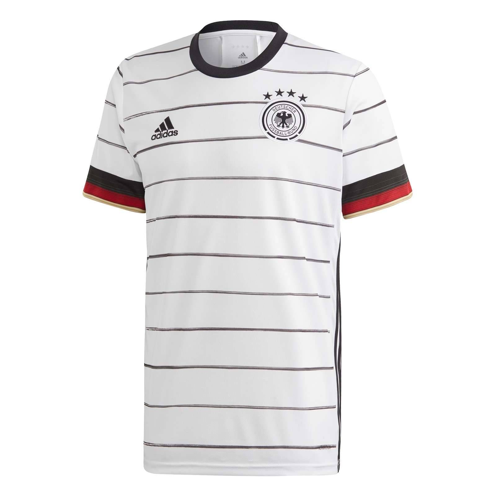 德国国家队2020欧洲杯球迷版主场球衣