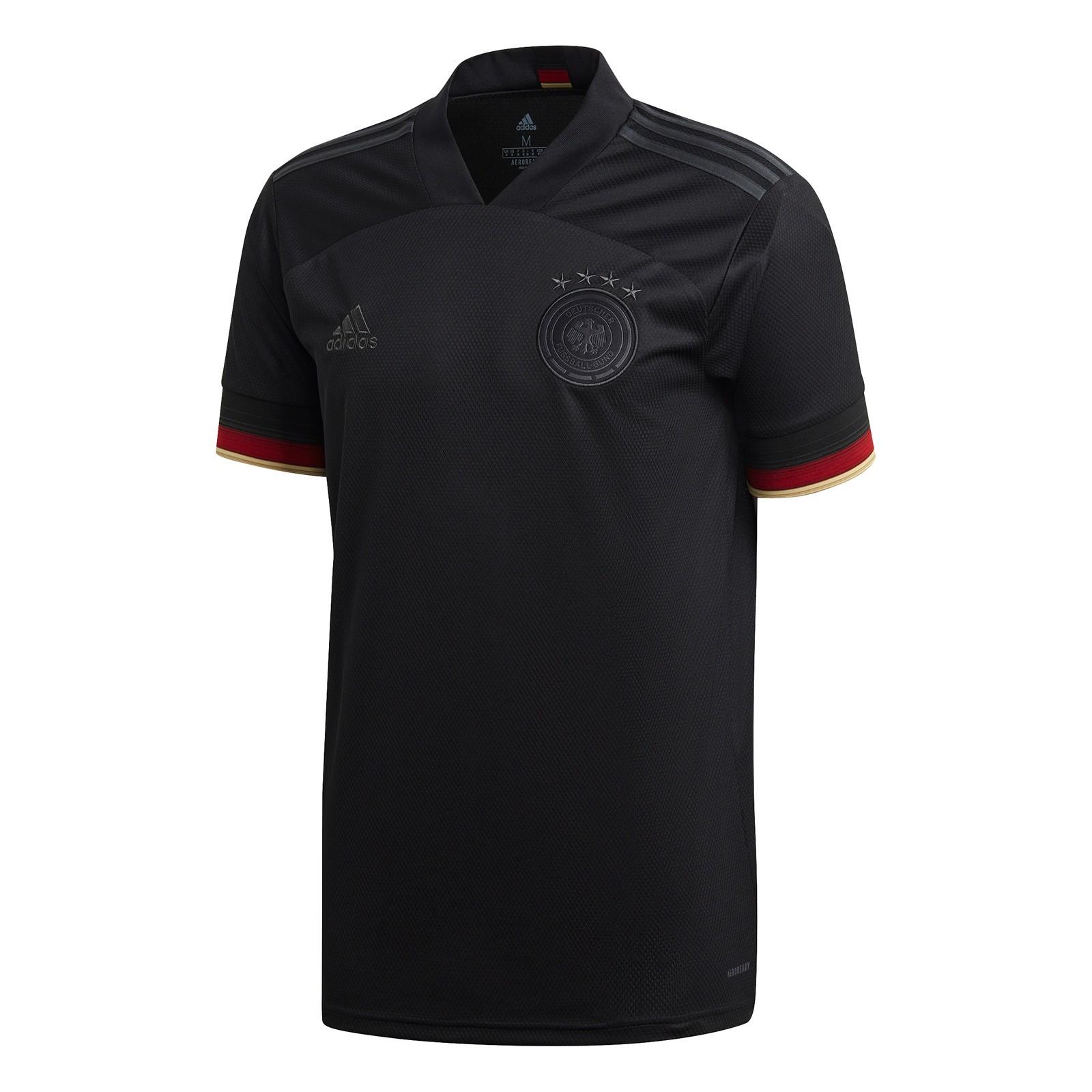 德国国家队2020欧洲杯球迷版客场球衣