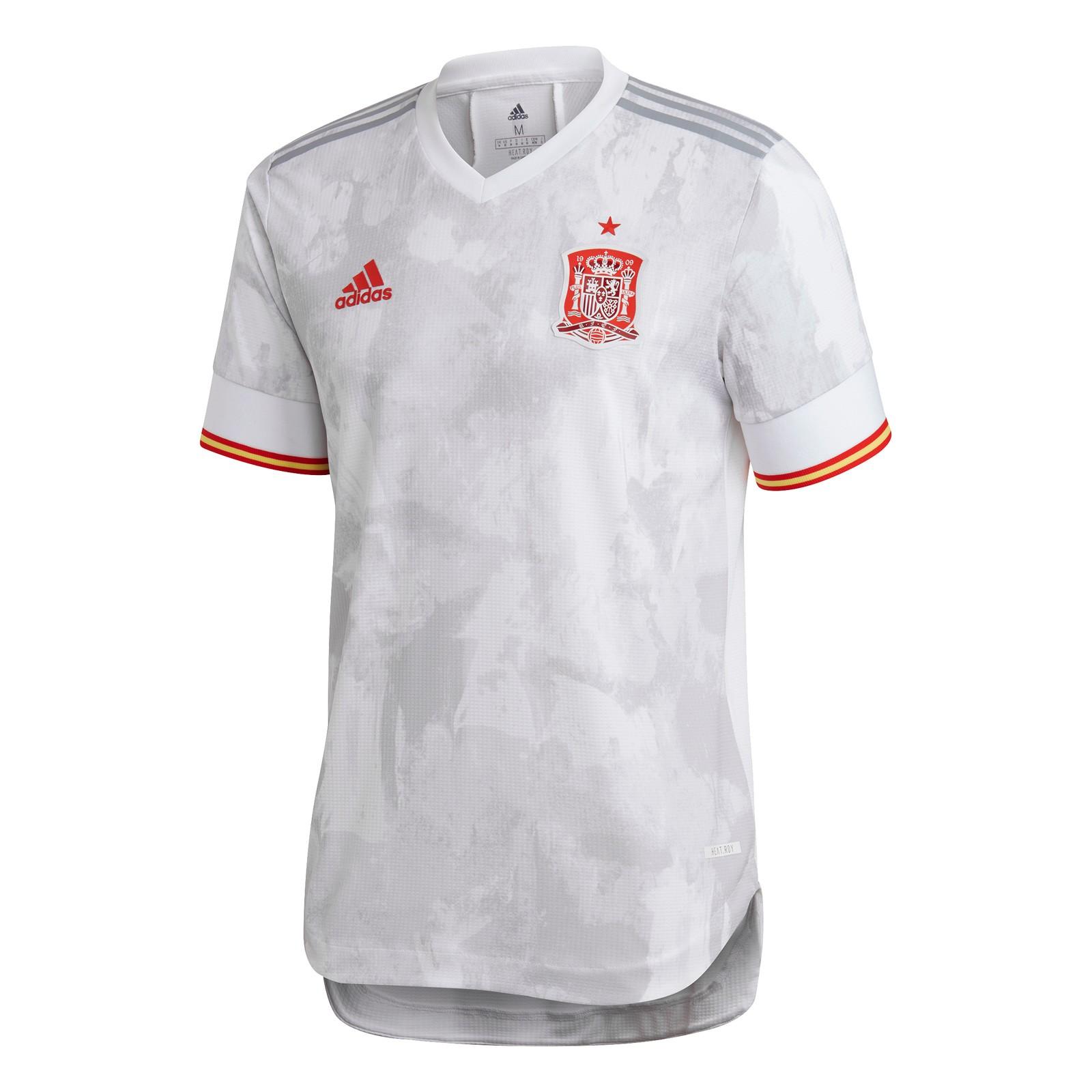 西班牙国家队2020欧洲杯球员版客场球衣