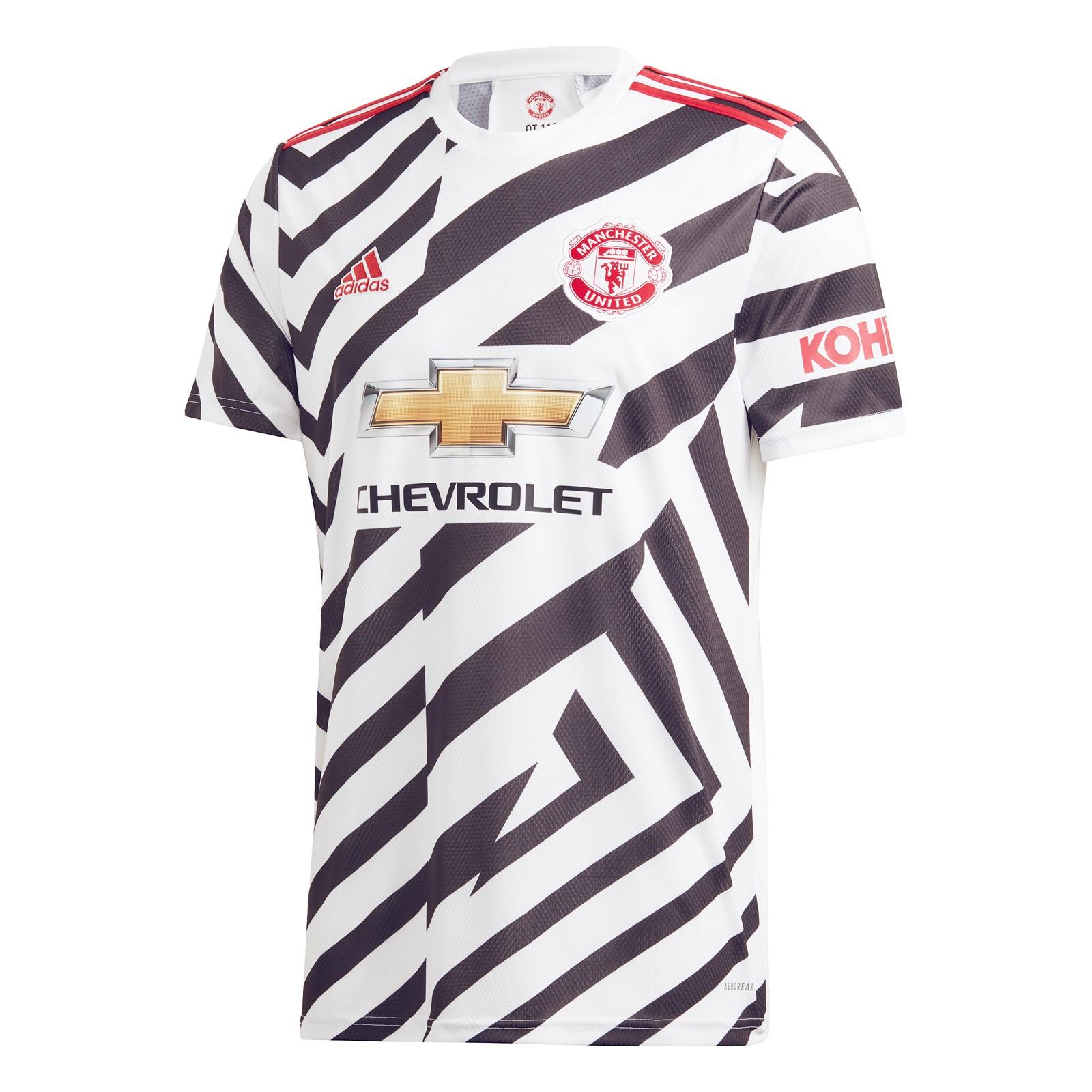 曼彻斯特联2020-21赛季球迷版第二客场球衣