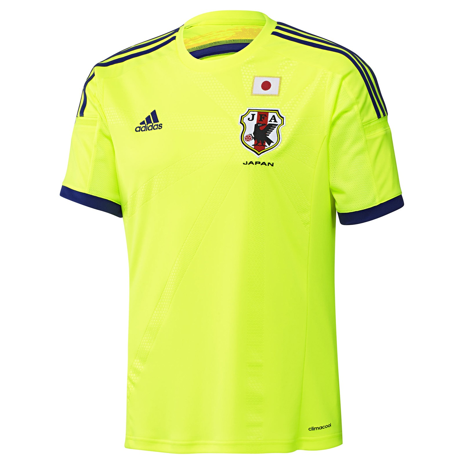 日本国家队2014世界杯球迷版客场球衣