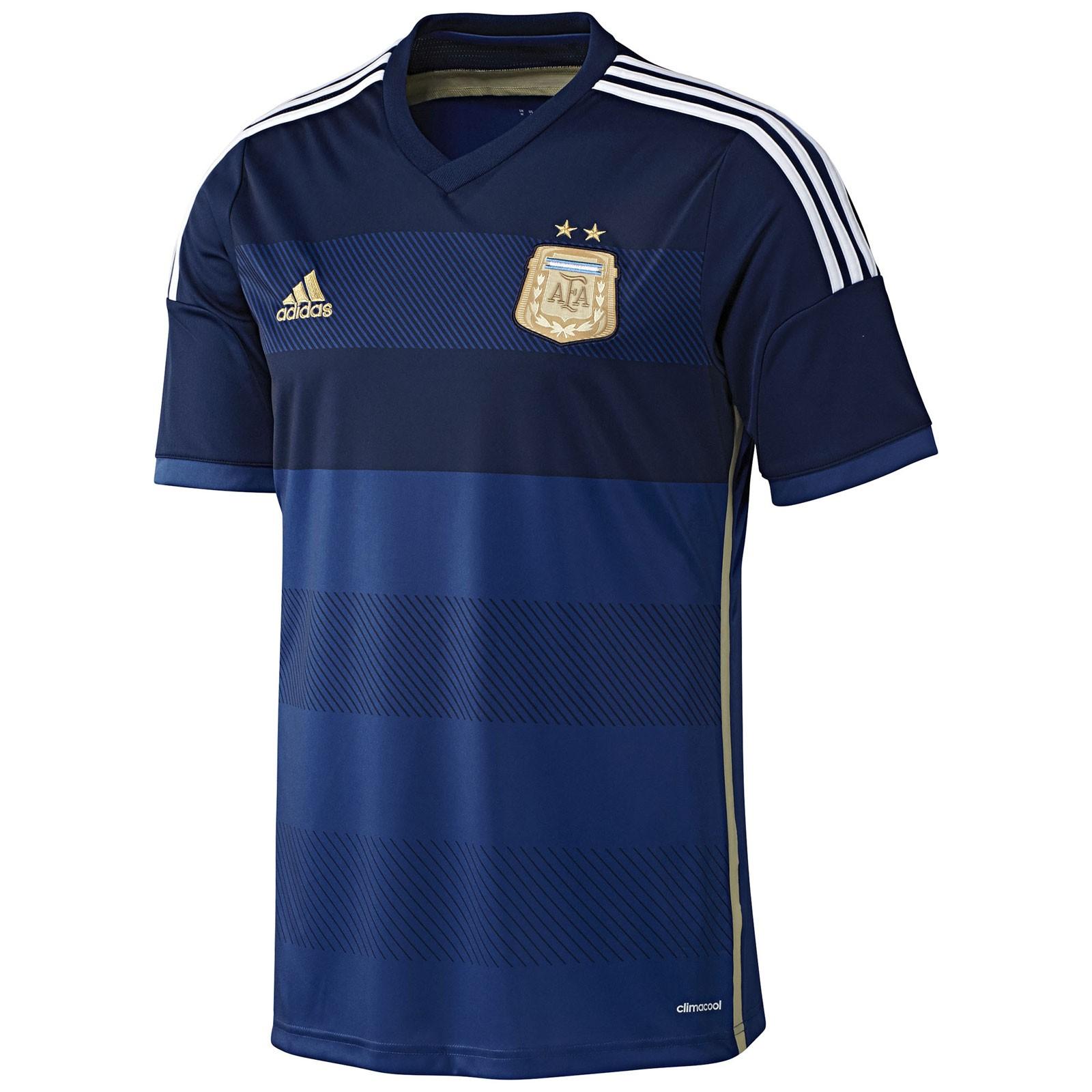 2014世界杯球衣_阿根廷国家队2014世界杯球迷版客场球衣 球衫堂商店 Kitstown Shop