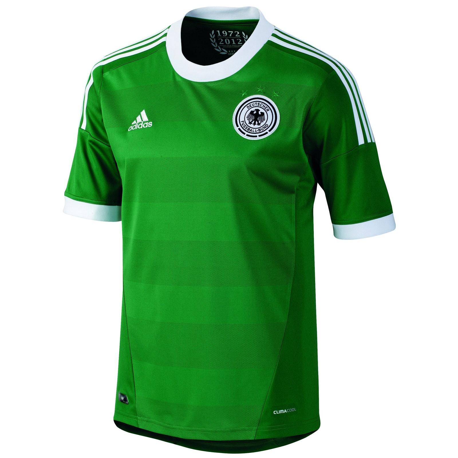 德国国家队2012欧洲杯球迷版客场球衣图片