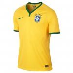巴西国家队2014世界杯球员版主场球衣