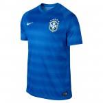 巴西国家队2014世界杯球员版客场球衣