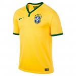 巴西国家队2014世界杯球迷版主场球衣