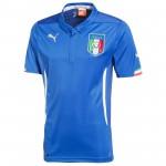 意大利国家队2014世界杯球迷版主场球衣