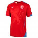 捷克国家队2014赛季球迷版主场球衣