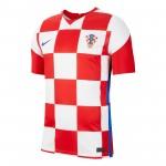 克罗地亚国家队2020欧洲杯球迷版主场球衣
