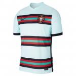 葡萄牙国家队2020欧洲杯球迷版客场球衣