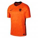 荷兰国家队2020欧洲杯球迷版主场球衣