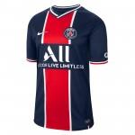 巴黎圣日耳曼2020-21赛季球迷版主场球衣