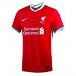 利物浦2020-21赛季球员版主场球衣