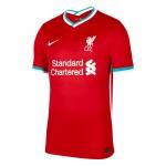 利物浦2020-21赛季球迷版主场球衣