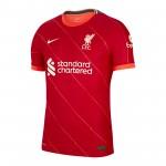 利物浦2021-22赛季球员版主场球衣