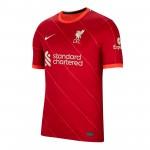 利物浦2021-22赛季球迷版主场球衣