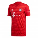 拜仁慕尼黑2019-20赛季球迷版主场球衣