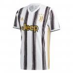 尤文图斯2020-21赛季球迷版主场球衣