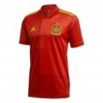 西班牙国家队2020欧洲杯球迷版主场球衣
