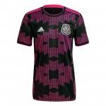 墨西哥国家队2021美洲杯球迷版主场球衣