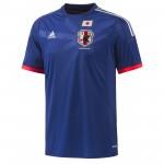 日本国家队2014世界杯球迷版主场球衣