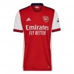阿森纳2021-22赛季球迷版主场球衣