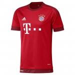 拜仁慕尼黑2015-16赛季球迷版主场球衣